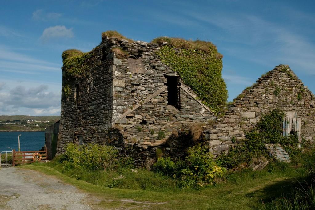 Dun na Long Castle Sherkin Island